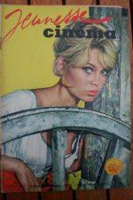 1960 Brigitte Bardot Romy Schneider Carol Lynley