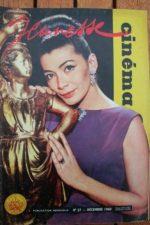 1960 Anthony Perkins Pat Boone Dalida Audrey Hepburn