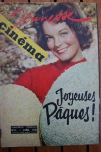 61 Romy Schneider Liz Taylor Doris Day Brigitte Bardot