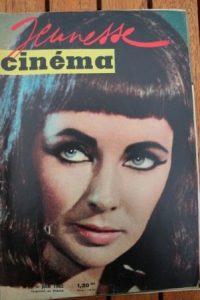 1962 Liz Taylor Grace Kelly Claudia Cardinale Bogarde