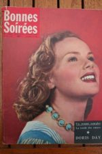 1957 Vintage Magazine Doris Day