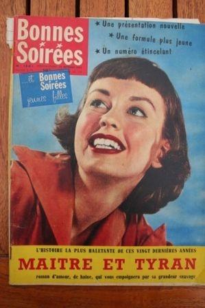 1957 Vintage Magazine Kim Novak