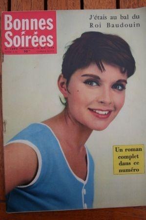 1958 Vintage Magazine Henry Fonda