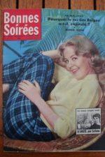 1959 Vintage Magazine Sandra Dee Cecil B. De Mille