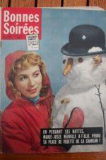 1959 Vintage Magazine Tyrone Power