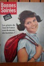 1959 Vintage Magazine Les 3 Menestrels