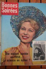 1959 Vintage Magazine Mick Micheyl