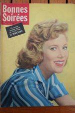 1959 Vintage Magazine Gilbert Becaud