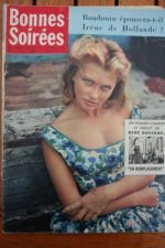 1959 Vintage Magazine The Platters