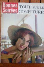 1961 Vintage Magazine Antonella Lualdi