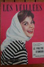 60 Vintage Magazine Martine Carol Austerlitz Abel Gance