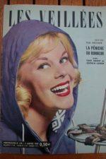 1960 Vintage Magazine Cary Grant Sophia Loren