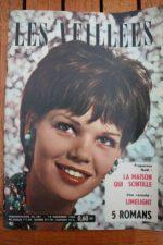 1962 Vintage Magazine Charles Chaplin Claire Bloom