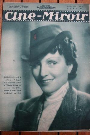 1937 Dwight Frye Erich von Stroheim Ann Harding