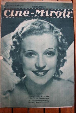 1937 Shirley Temple Martha Eggerth Jean Servais