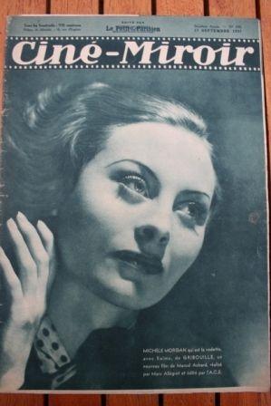 1937 Michele Morgan Marlene Dietrich Robert Taylor