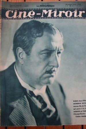 1938 Raimu William Powell Myrna Loy Suzy Prim