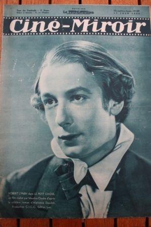 1938 Robert Lynen Raimu Pierre Brasseur Ritz Brothers