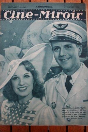 1938 Lili Damita Shirley Temple Randolph Scott