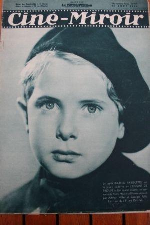 1938 Lilian Harvey Loretta Young Jean Pierre Aumont