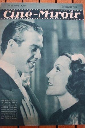 1939 Shirley Temple Robert Taylor Kate De Naguy