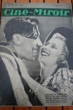 1939 Claudette Colbert Simone Simon Mireille Balin