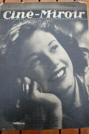 39 Annie Vernay Clark Gable Billy Cook Paulette Goddard