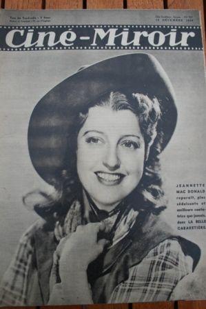1939 Jeanette MacDonald Charles Ruggles Lynne Overman