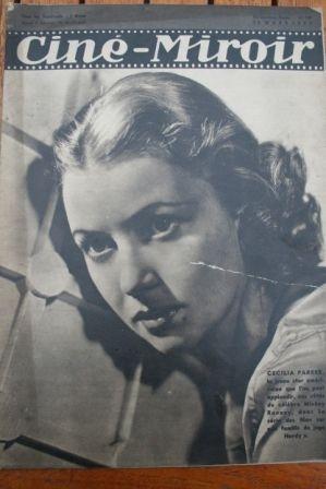 1940 Cecilia Parker Tyrone Power Myrna Loy Bob Hope