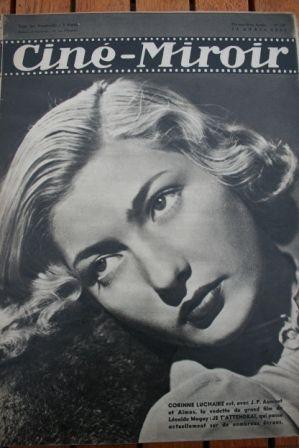 40 Arletty Greta Garbo Errol Flynn Olivia de Havilland