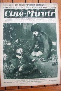 1924 Jean Paul De Baere Madeleine Erickson