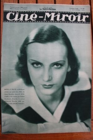 1933 Mireille Balin Raimu Jean Gabin Brigitte Helm