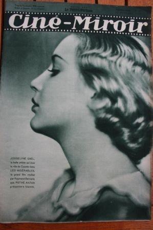 1933 Warner Baxter Edwige Feuillere George Raft