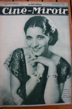 1933 Kay Francis Karin Hardt Gary Cooper Roscoe