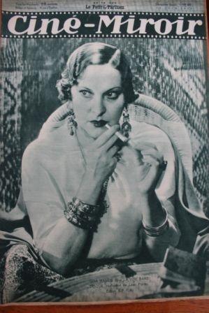 1933 Gina Manes Jean Gabin Brigitte Helm Anny Ondra