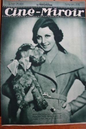 1933 Miriam Hopkins Herbert Marshall Renee Saint Cyr