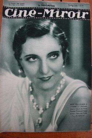 33 Marie Bell Fernandel Elissa Landi Claudette Colbert