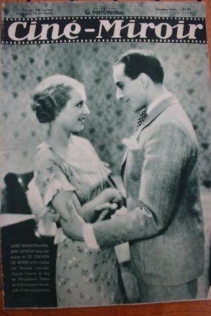 1933 Colette Darfeuil Jose Noguero Jules Berry