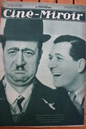 1933 Raimu Sylvia Sidney Cary Grant Ivan Mosjoukine