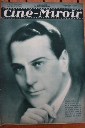 1933 Feodor Chaliapin Don Quichotte Jean Murat Florelle
