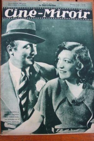 33 Martha Eggerth Liebelei Charles Boyer Lionel Atwill