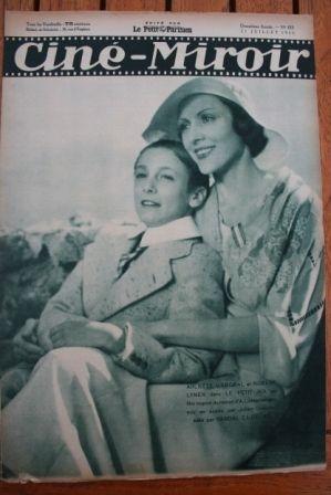 1933 Ronald Colman Kay Francis George Raft Mae West
