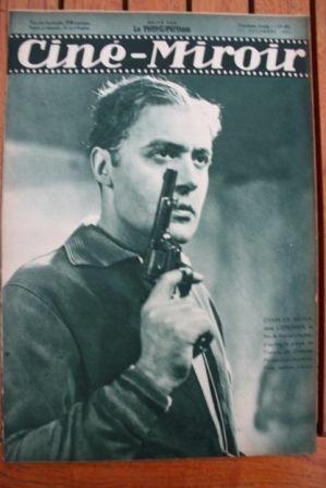 1933 Charles Boyer Robert Lynen Maurice Chevalier