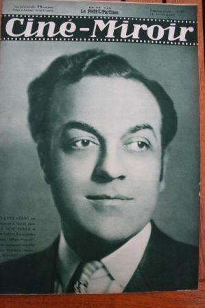 1933 Conrad Veidt Anne Grey Florelle Suzanne Rissler