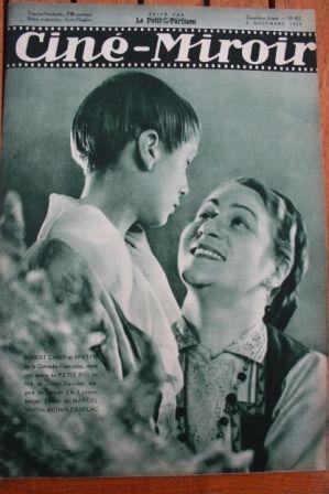 1933 Robert Lynen Charles Boyer Fernandel