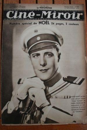 1933 Charles Boyer Annabella Madeleine Renaud Raimu