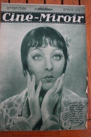 1935 Norma Shearer Will Rogers Buck Jones Mary Ellis
