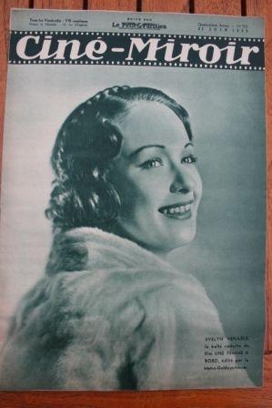 1935 Evelyn Venable Emil Jannings Mae West