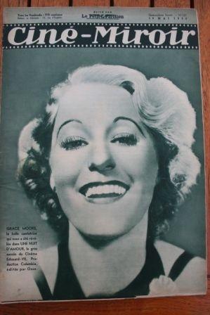 1935 Grace Moore Walter Huston Ronald Colman