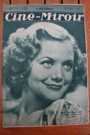 37 Simone Simon Mireille Balin Joan Crawford Myrna Loy